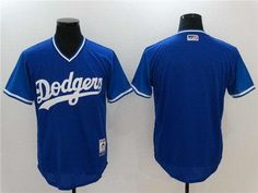 95b9c639679  21 Men s Los Angeles Dodgers Blank Majestic Royal Stitched 2017 Little  League World Series Players Weekend