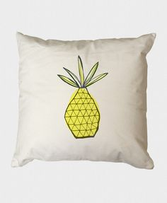Pineapple - Pillowcase. It reminds me of Psych!