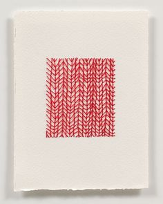 . of paper and things .: works on paper   emily barletta
