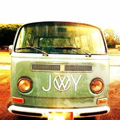 Hippy van, you will be mine, oh yes, you will be mine.