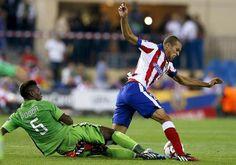 Champions League: Simeone contento, ci è andata bene - Sport - Ansa.it