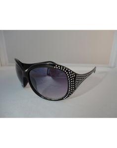 Sunny Bling Black Sunglasses