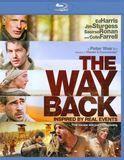 The Way Back [Blu-ray] [English] [2010], NMF6939BD