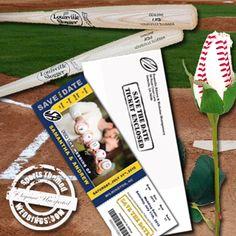 Collection of short videos with lots of baseball themed wedding ideas.  #baseballwedding  #stwdotcom