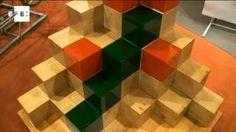 videos de pintura de parede figura geometrica cubos - YouTube