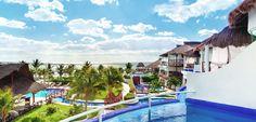 El Dorado Casitas Royale, Swim-up Infinity Pool Casita Suites