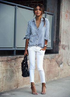 Julie Sarinana Street Style                                                                                                                                                                                 Mais