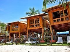 Samara Beach Costa Rica, really cute places to stay!