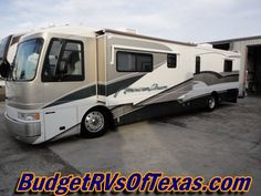 Class A - 1999 - Diesel - 40ft - American Dream By Fleetwood - ONLY $42,995.00 Your family of six will beg and plead to go camping when you are the proud owner of this super clean 40ft Coach!