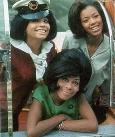 The Marvelettes - Motown's first successful female vocal group.