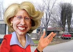 Detroit residents invite Terri Lynn Land to spend a day in the polluted environment her benefactors help create   Eclectablog