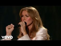 Céline Dion - Because You Loved Me - YouTube