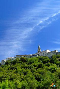 Welcome to Buzet, the city of truffles! Croatia Tourism, Croatia Travel, Istria Croatia, Thousand Islands, Central Europe, Albania, Montenegro, Homeland, Alps