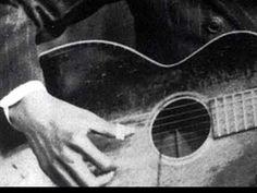 I'M A STEADY ROLLIN' MAN (1937) by Robert Johnson. Wonderful slide show.