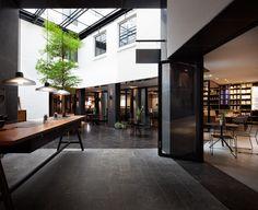 INK. Hotel Amsterdam / Concrete Architectural Associates