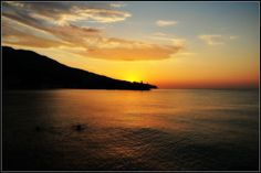 Sunset in Yalta by alanove on 500px