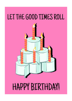 Let The Good Times Roll - Funny Quarantined & Social Distancing Birthday Card, Quarantine birthday card printable Friendship Birthday Wishes, Birthday Wishes For Mother, Birthday Wish For Husband, Birthday Wishes For Boyfriend, Birthday Wishes Messages, Birthday Wishes Quotes, Funny Happy Birthday Quotes, Funny Happy Birthday Wishes, Happy Birthday 1