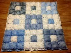 Celebrate Quilts and More. Quilt Baby, Baby Patchwork Quilt, Baby Quilt Patterns, Rag Quilt, Bubble Quilt, Quilt Tutorials, Sewing Tutorials, Sewing Projects, Quilting Tips