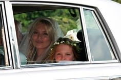 Kate Moss e la figlia, Lila Grace