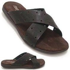 Sandália masculina Itapuã 8905 N3 - Elza Calçados