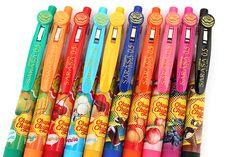 Zebra Limited Edition Sarasa Clip Chupa Chups Scented Gel Ink Pens