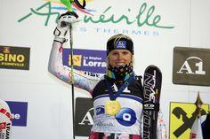 Veronika Zuzulova Photos: Women's Alpine Ski European Indoor Championships