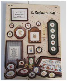 A Cupboard Full Counted Cross Stitch Patterns Book Nine