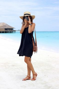 543614409d2c Packing For A Holiday  Choosing The Right Dresses. Beach Holiday  OutfitsSummer ...