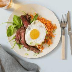 The Good Fork's signature dish.