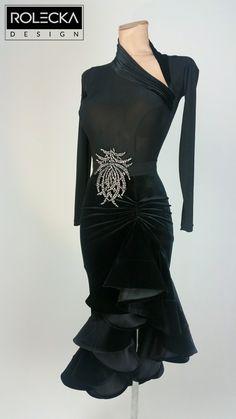 Latin dress Rolecka Design