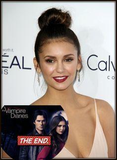 Nina Dobrev Hates 'The Vampire Diaries' – Scores New Roles, Ian Somerhalder Bummed - Never Returning to TVD!