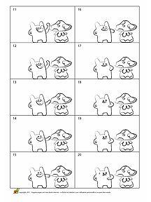 Fabriquer un Flip Book pour enfants sur HugoLescargot.com