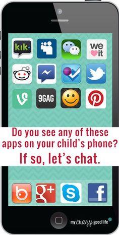 Dangerous Apps For Teens