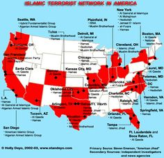 Terrorist Camps in the USA Waiting for Orders to Strike, Last Days News   Terrorism