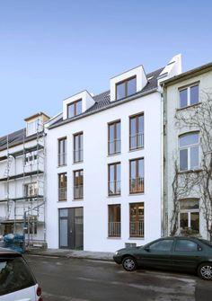 Projekt: Haus H14 - HPA+ Architektur