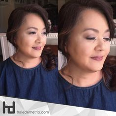 Soft hues of pink and brown for the eyeshadow, peachy tone of blusher and highlights, and airbrush makeup application and contouring on Miss Bongbong Tan 😊  #HaleDemetrio #HD #hdmakeup #hairandmakeup #artist #CDO #philippines #philippineswedding #urbandecay #nakedbasic #sephora #kyliecosmetics #rcmanocolorpowder #neutralmakeup #neutraleyeshadow #coral #bridalglow #wedding #chinita #filipina #beauty #airbrush #airbrushmakeup #airbrushcontour #temptu #temptupro