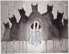 Seven Devils by IckyDog on DeviantArt