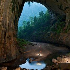 Sun Doong cave Vietnam