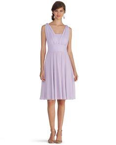CONVERTIBLE White House | Black Market Genius Convertible Peri Bridesmaid Dress #whbm