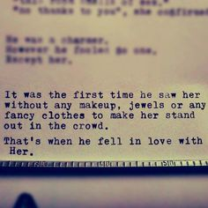One of the most beautiful things I've ever read...