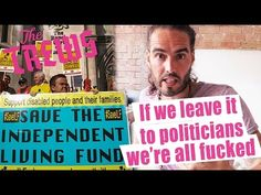 If We Leave It To Politicians We're All Fucked: Russell Brand The Trews ...