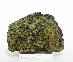 Peridot Bomb  New Mexico Mineral Specimen Free by FenderMinerals,