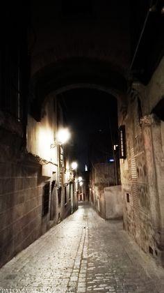 Calle de Toledo Street of Toledo