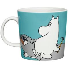 Buy Finland Arabia 'Moomin Troll' Mug Online at johnlewis.com