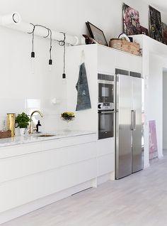 Inspiratieboost: een persoonlijke look met kunst in de keuken - Roomed