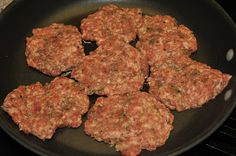 Beth's Favorite Recipes: Boby Flay's Breakfast Sausage