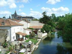 Gîtes de France Charente : Bassac, Charente
