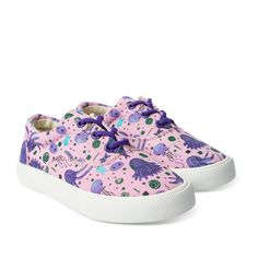 Octopus Slip On Sneaker | BucketFeet