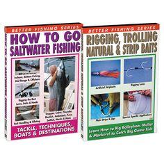 Bennett DVD - Fishing Techniques DVD Set - https://www.boatpartsforless.com/shop/bennett-dvd-fishing-techniques-dvd-set/