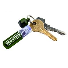 Scout – Cash Holder Key Ring £7